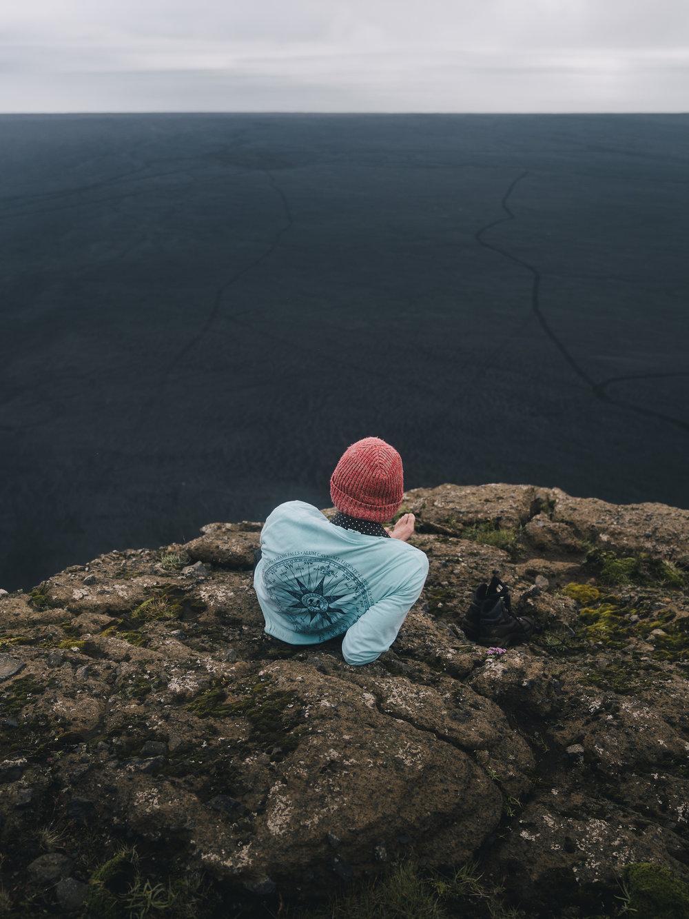 Reflection  |7.22.16| Southern Coast of Iceland
