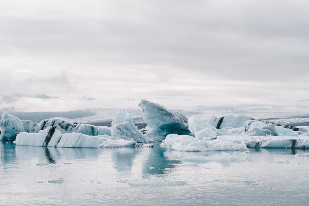 Icelandic Glaciers  |7.23.16| Jokularson, Iceland