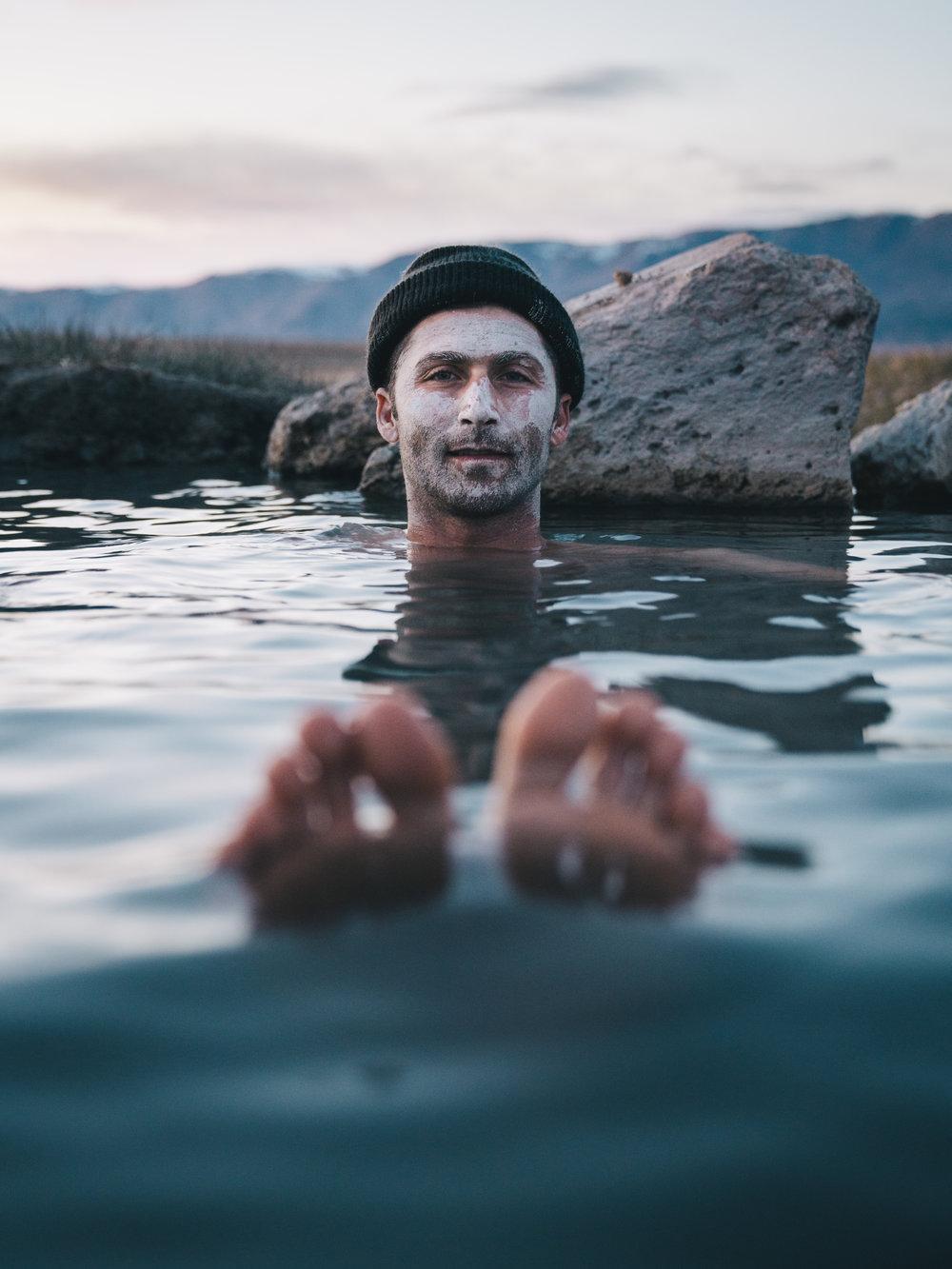 Sierra Nevada Evenings -- JJ Thomas  |4.26.2017| Mammoth Lakes, California