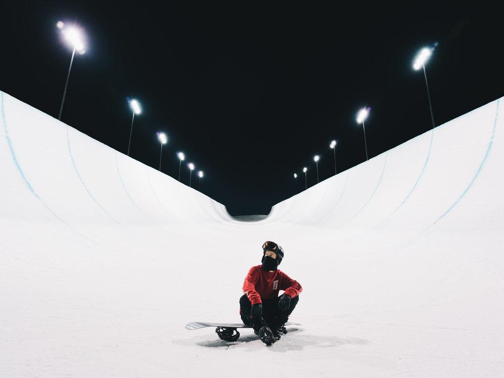 Shaun White  Calgary, Canada |1.20.17|
