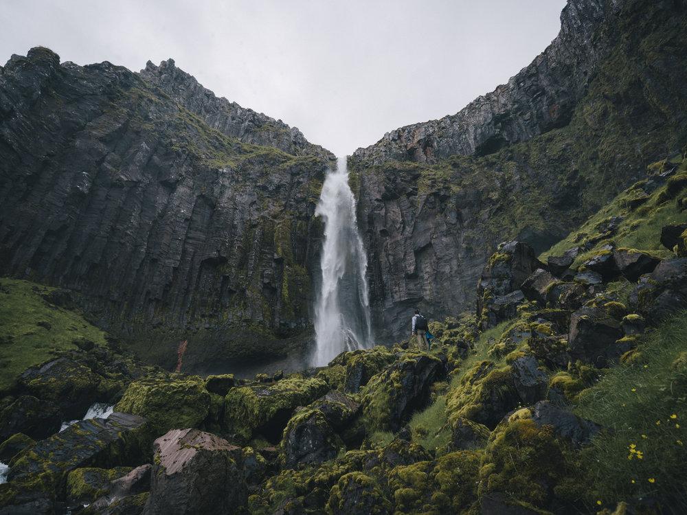 Awe  Western Icelandic Coast |7.7.16|