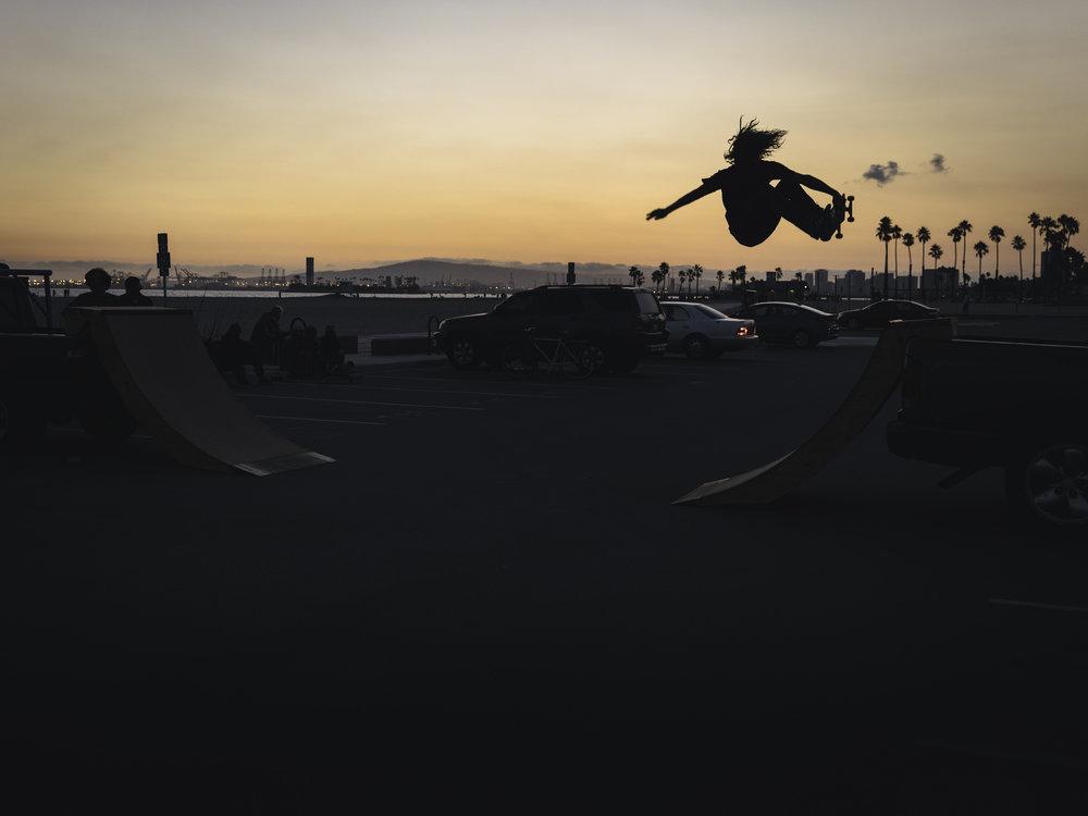 Cody Hager Frontside Air  Long Beach, California |9.15.17|
