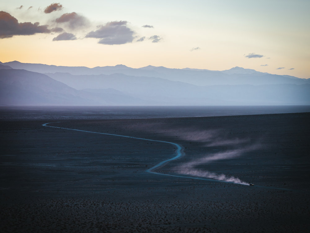 I'll meet you there.   4.17.18  Death Valley, California