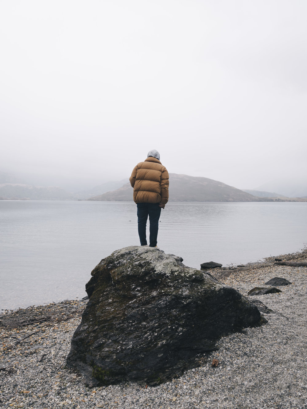 Hondo on Lake Wanaka  |8.30.17| Wanaka, New Zealand