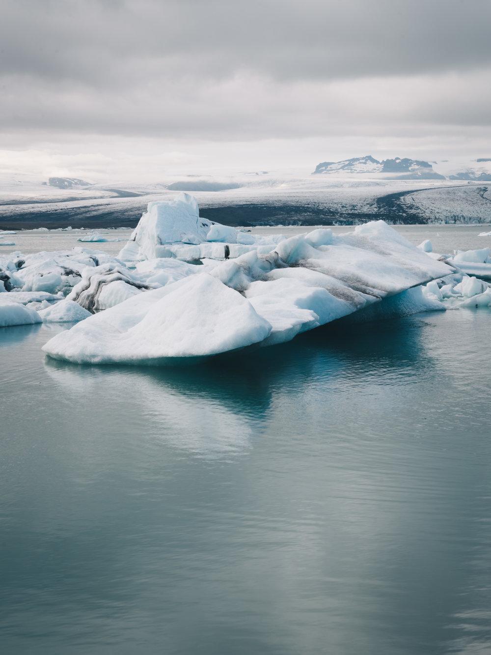 Jokularson Glacial Lagoon  |7.23.16| Iceland