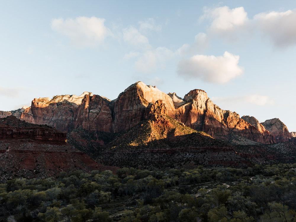 Zion Valley   3.20.16  Zion National Park, Utah