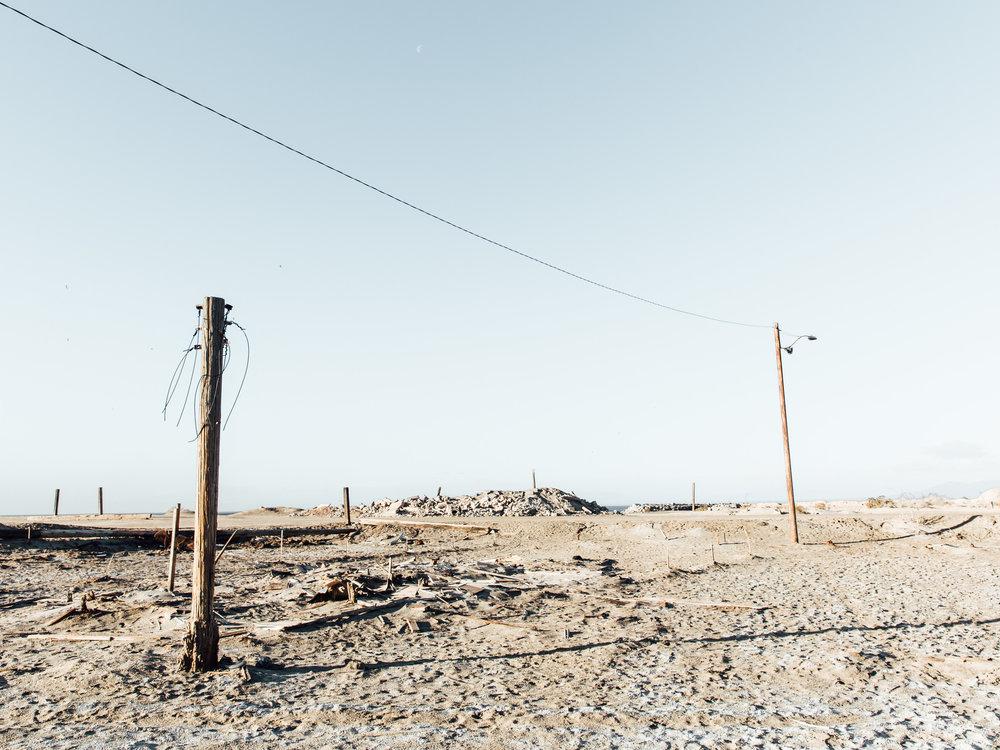 Bombay Beach   1.31.16  Salton Sea, California