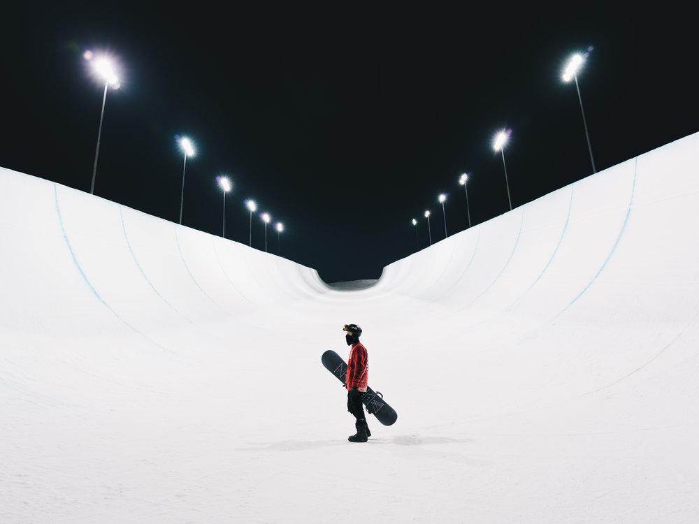 Shaun White in Calgary  |1.21.17| Calgary, Alberta