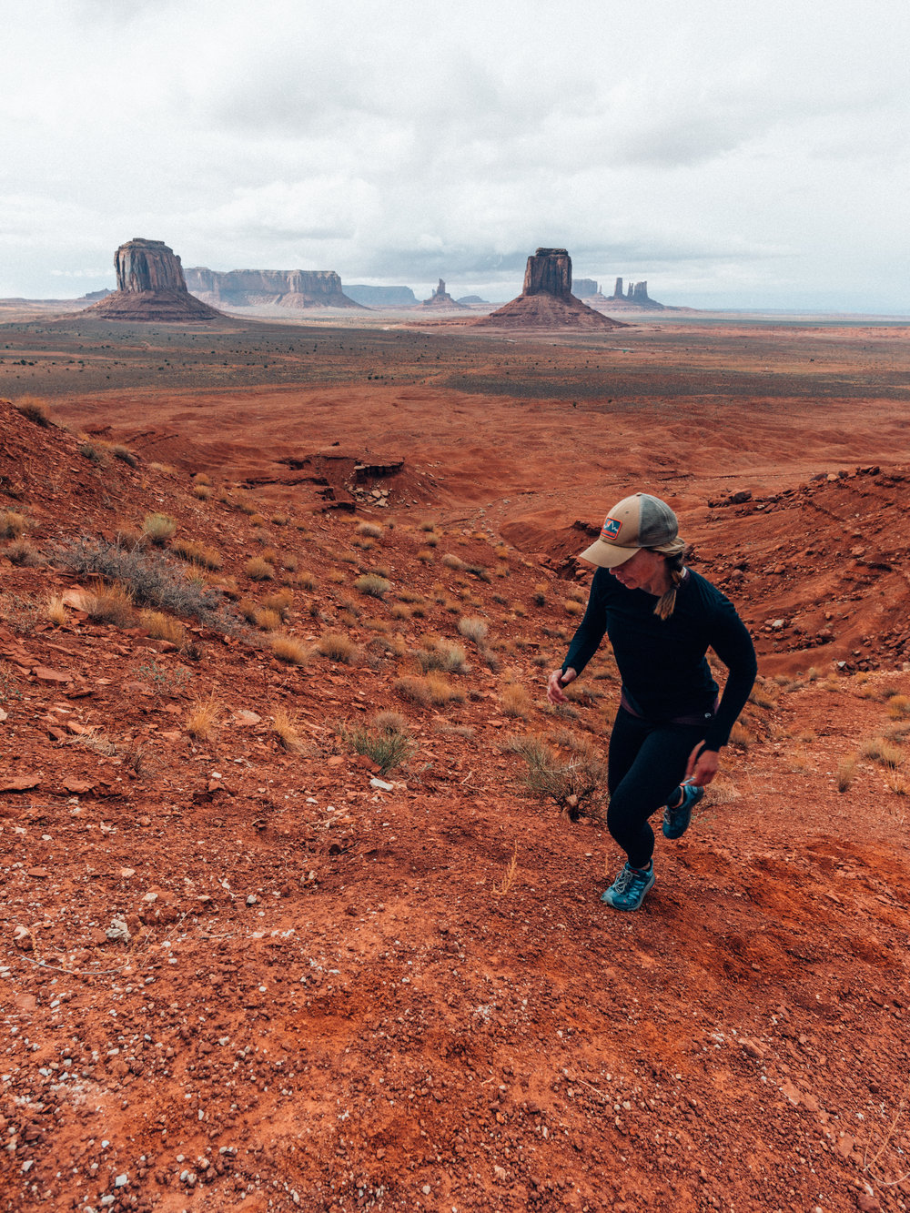 Run  |5.3.18| Monument Valley, Utah