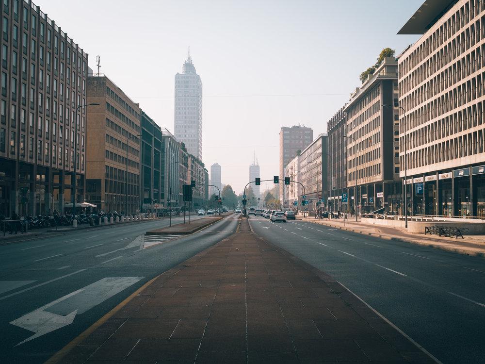 The Streets of Italy  |10.23.17| Milan, Italy
