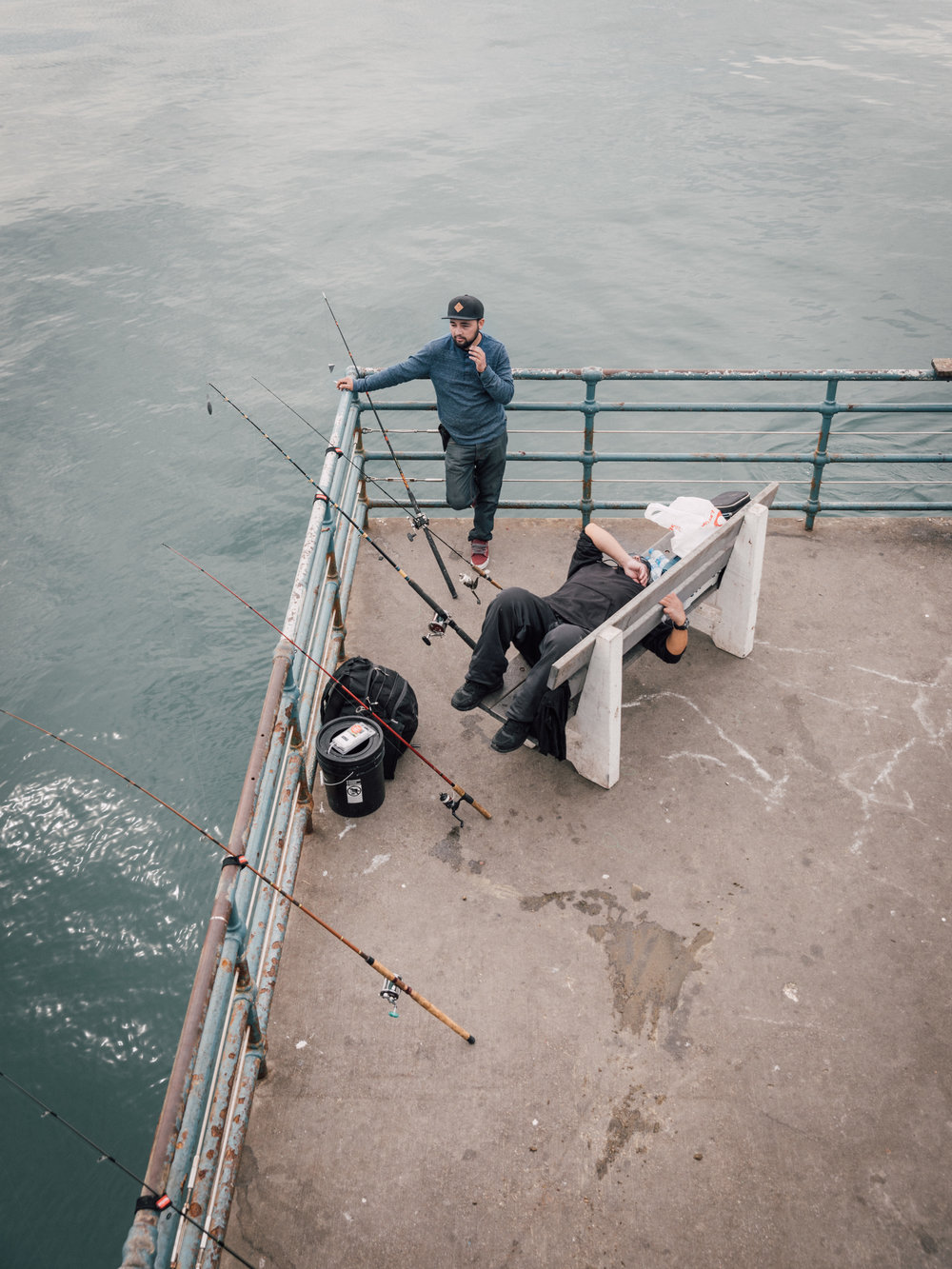 Waiting for the Catch  |4.1.18| Seattle, Washington