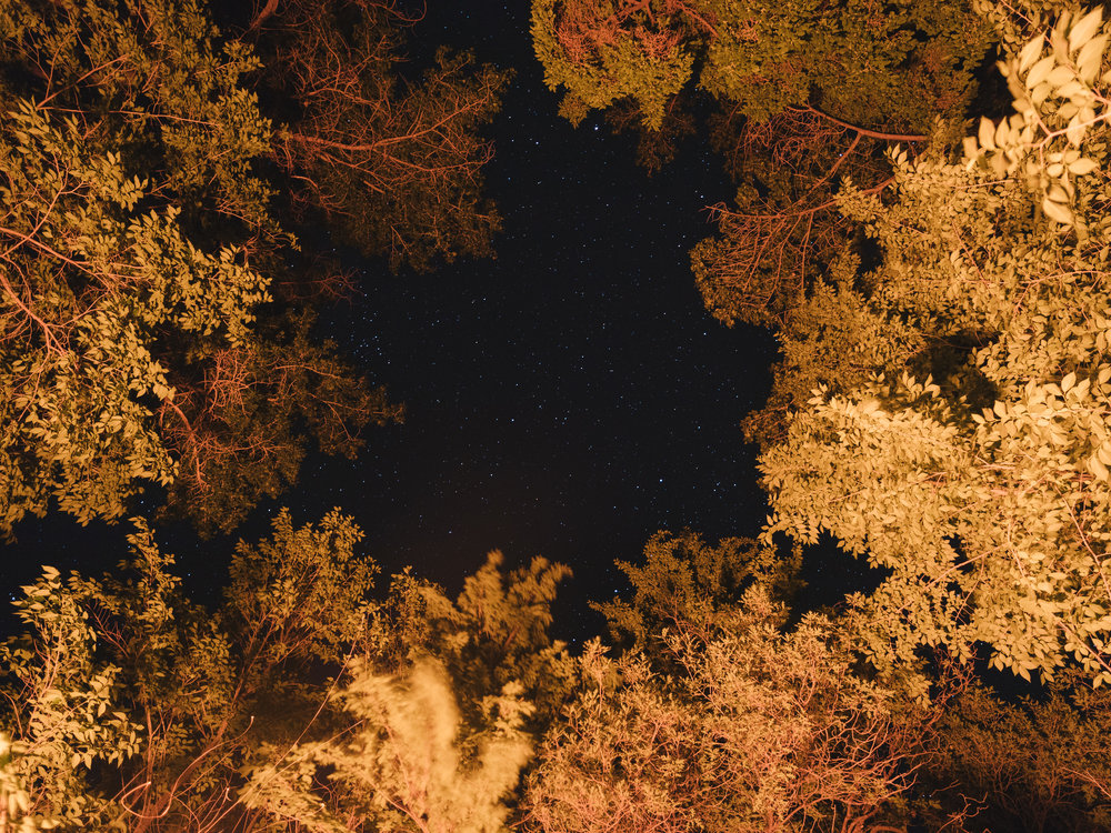 What the night sky should like.   05.13.18  Joe's Valley, Utah