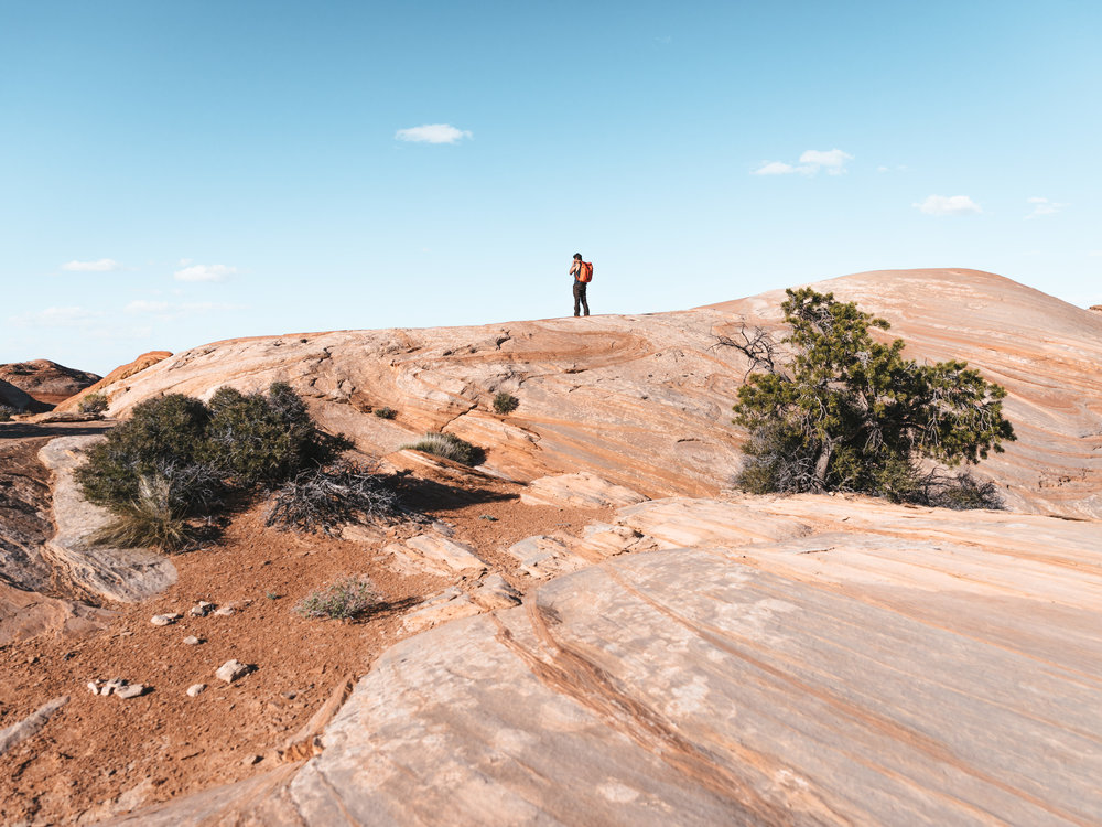 Bobby Photographing in the Canyonlands  |05.20.18| Canyonlands National Park, Utah