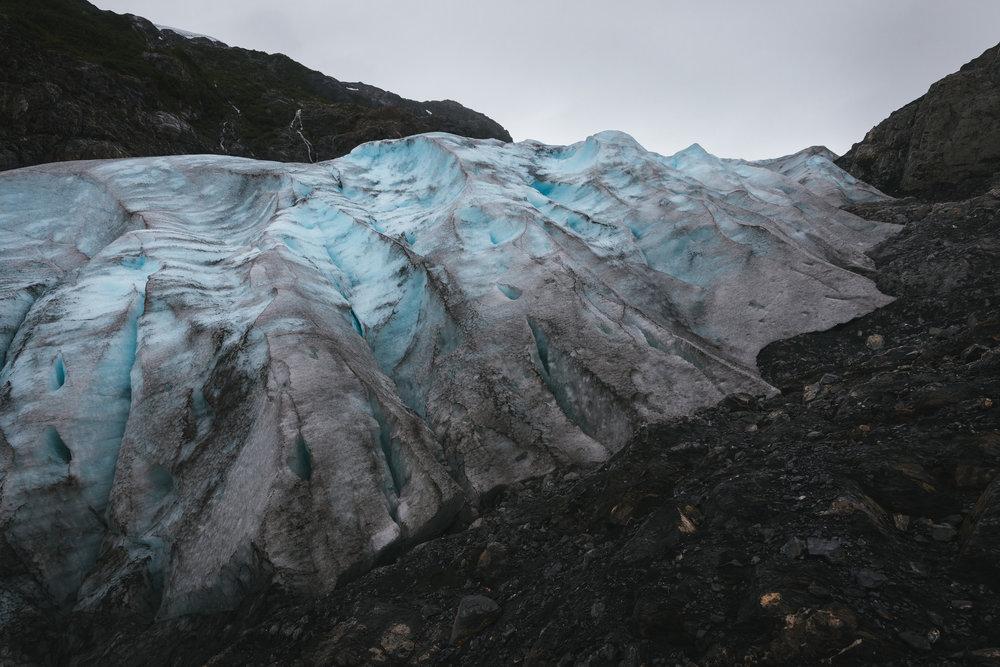 Exit Glacier  Kenai Fjords, Alaska |8.14.18|