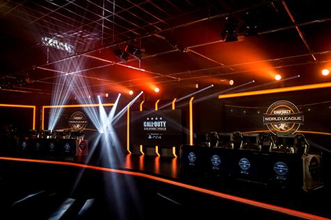 ESL Australia Studio in Sydney - CWL Stage 1 Finals