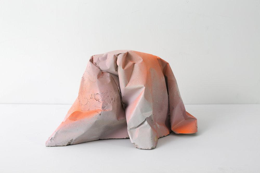 2016, Concrete & pigment