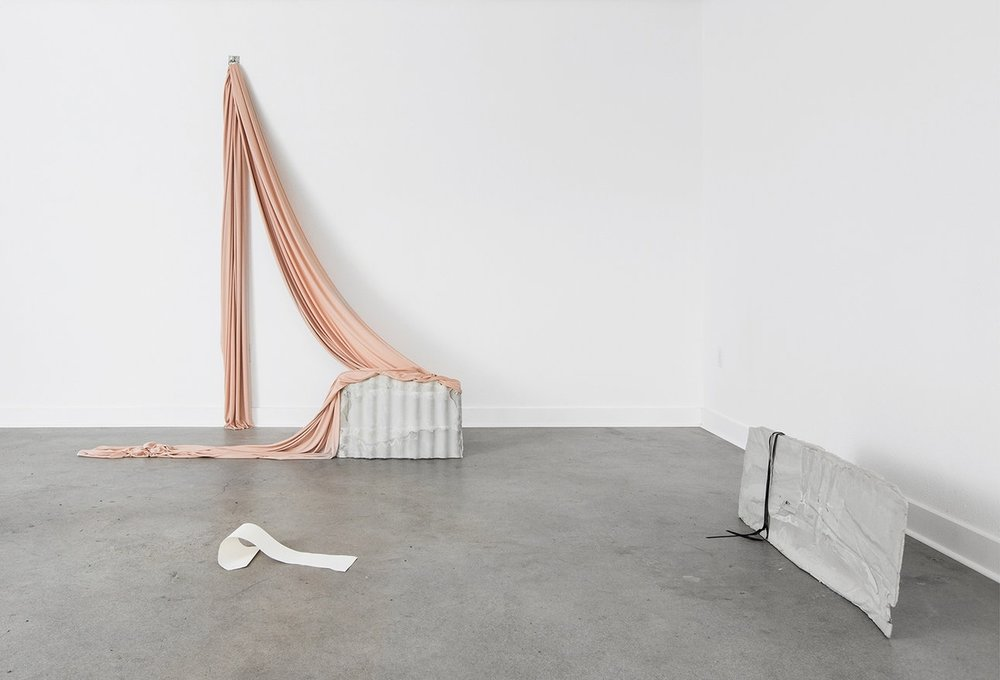 2018,  softcore , Installation view.