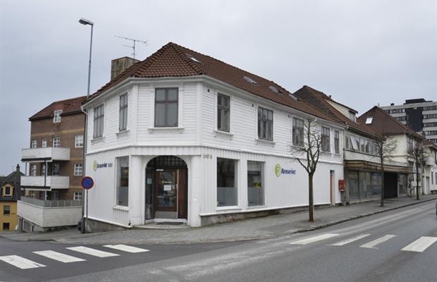 Ekstra Avdelinger Stavanger — Renseriet HG-93