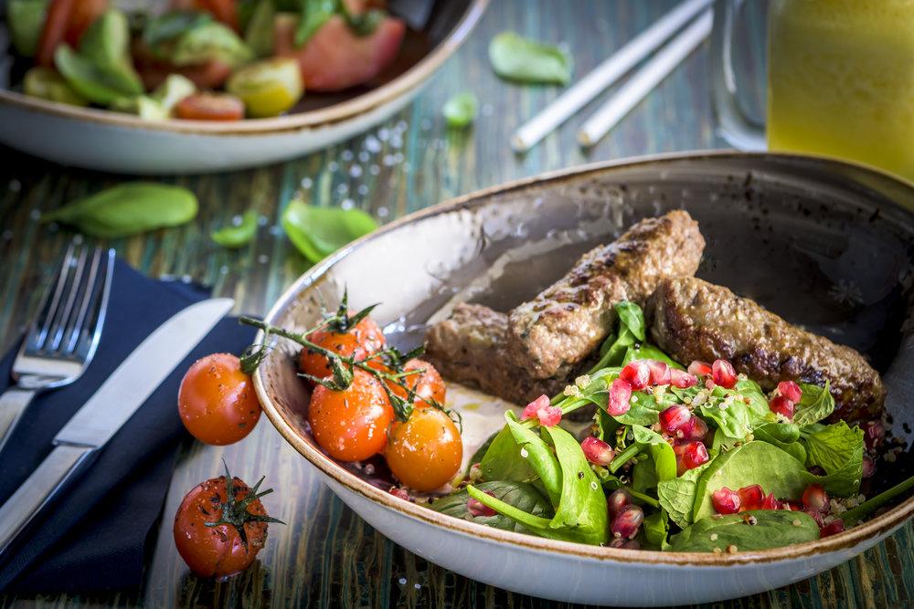 Lamb Kofta Spinach quinoa salad-2.jpg
