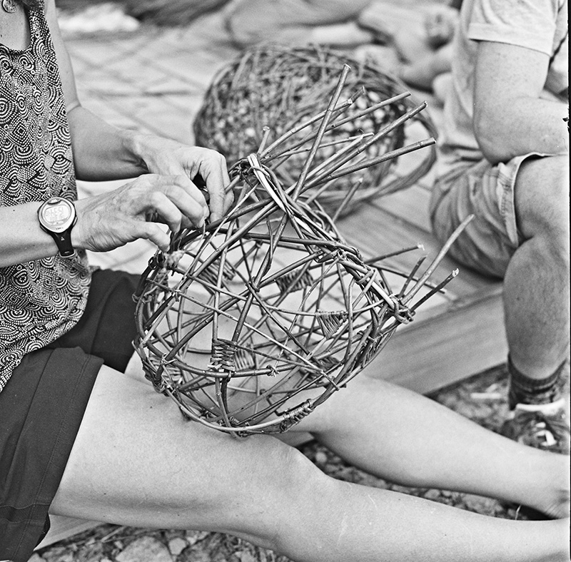 WILLOW WEAVING -