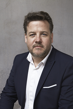 Stéphane Deubel – 45 ans - CEO