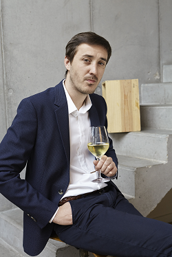 Edouard Berry - 28 ans - Personnal wine advisor