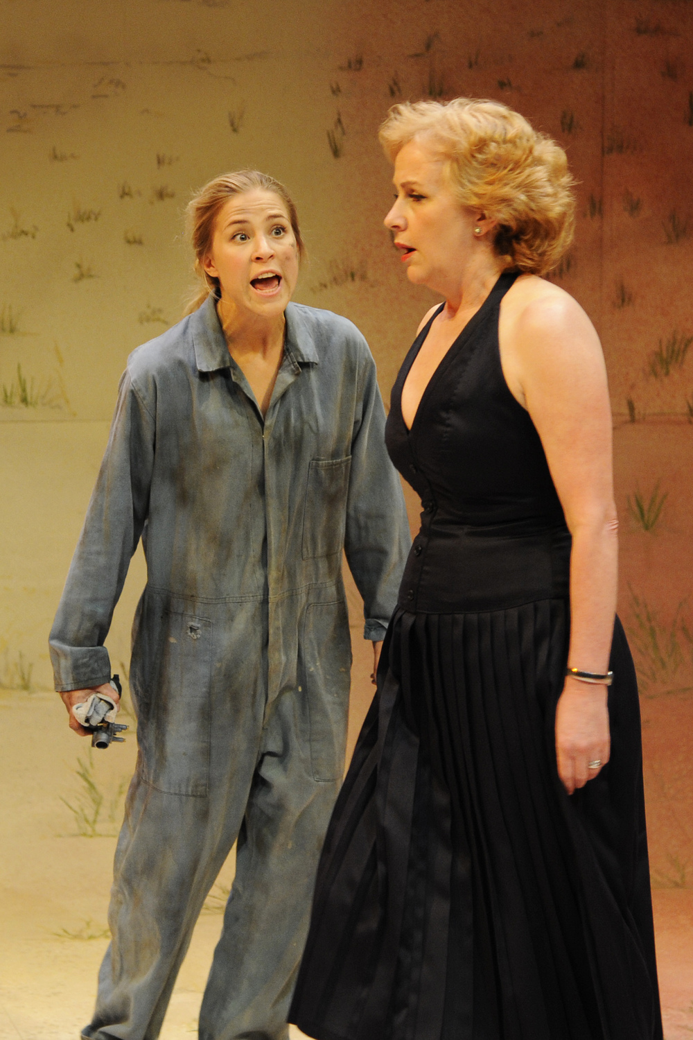 The Astronaut's Chair - Eleanor Wyld as Jo and Ingrid Lacey as  Renee.  Credit Nobby Clark.jpg