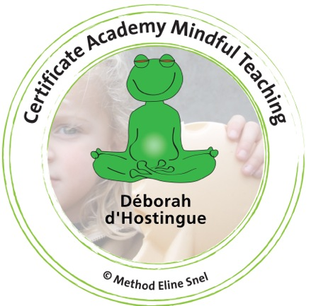 Acréditation de l'AMT (Academy for Mindful Teaching), méthode Éline Snel