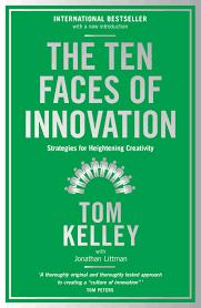 Das Ursprungswerk zu Design Thinking von Begründer Tom Kelley