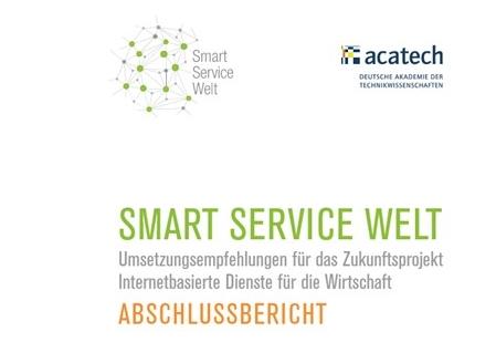 Smart Services - Mehr als zwei Jahre Co-Autorenschaft unter Leitung von acatech-Präsident Prof. Dr. Henning Kagermann und accenture-CEO Frank Riemensperger. Lesen Sie das Ergebnis unserer Arbeit zu Smart Services.