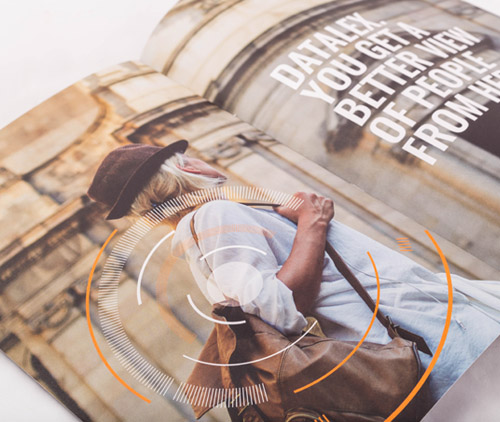 Datalex Visual Identity | Print | Website