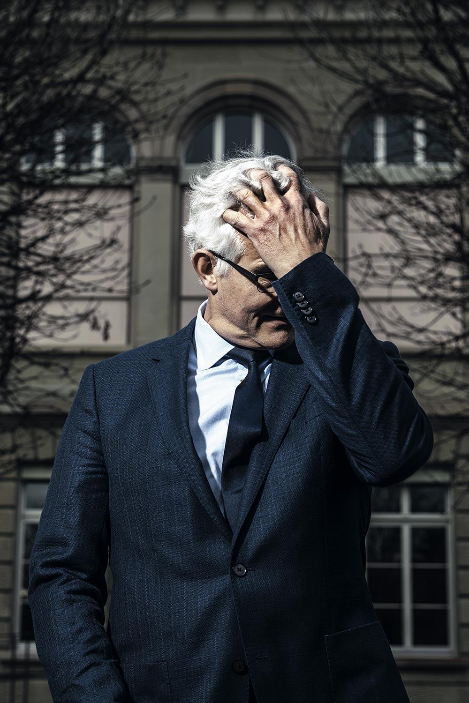 Marc Graf, Forensic Psychiatrist