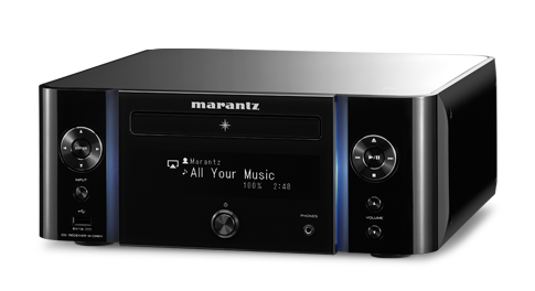 Marantz M-CR611 Reg: $899 Sale: $875 Featuring a broad range of listening and streaming options, the Marantz M-CR611 Network CD Receiver is now equipped with both Bluetooth and Wi-Fi wireless audio streaming functions including Apple AirPlay, and features popular streaming services including Pandora, SiriusXM and Spotify, along with delivering thousands of internet radio stations from around the world.