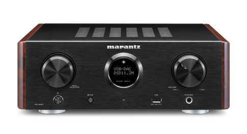 Marantz HD-DAC1 Reg: $999 See in store for special price The powerful HD-DAC1 can drive audiophile high-impedance headphones up to 600 ohm - with complete MODE ease. All thanks to its three-level gain control, Marantz HDAM-SA2 modules, a high current audiophile DAC (CS4398), and its Premium Quality fixed and variable RCA outputs.