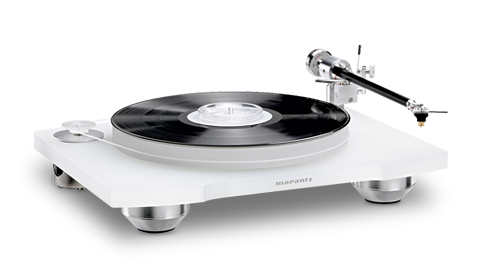 Marantz TT15-S1    Reg: $1999      Sale: $1899   Analog recording is still very alive. Quality turntables are still in demand. Digital discs simply set new performance standards that turntables must meet. Many cherished records may never be issued on digital formats. Good turntables are now more important than ever. Marantz embraces an audiophile quality turntable with AC servo belt-drive and low-coloration tone arm to answer the need for a high performance source component for the analog record.