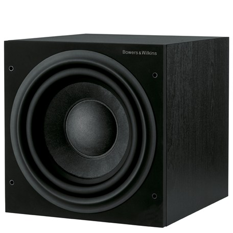 B&W ASW610 Reg: $800 See in store The ASW610 subwoofer presents a very happy medium between the more diminutive ASW608 and the all-out power of the ASW610XP. Its long-throw 250mm driver allows the ASW610 to move the large volumes of air needed for high-quality low-frequency output, and its audiophile-standard 200W Class D amplifier keeps the compact unit running cool, even when the music or movie action is whipping up a storm.