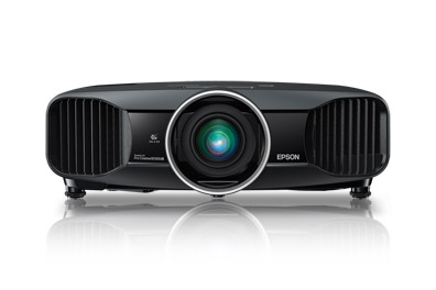 Epson PowerLite Pro Cinema 6030UB 2D/3D 1080p   Elite 2D and 3D high-definition home cinema projector with ISF calibration tools, THX certification, and Ultra Black levels. Images are always rich and brilliant with 2400 lumens of colour brightness1 and 2400 lumens of white brightness1. View exquisite detail, whatever the scene, with an incredible contrast ratio up to 600,000:1. A state-of-the-art Fujinon lens ensures stunning picture uniformity, while THX display certification and ISF certification offer the most advanced video quality. The Pro Cinema 6030UB also offers efficient setup with the widest lens shift available and a full suite of intuitive features.