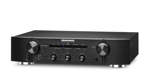 Marantz PM5005 Integrated Amplifier Reg: $649      Sale: $619 Featuring premium audiophile design at an affordable price, the Marantz PM5005 stereo integrated amplifier features all-analog circuitry from input to output, and delivers wide frequency response, high dynamic range along with true low impedance drive capability and is rated to handle both 8 ohms and 4 ohms speakers.
