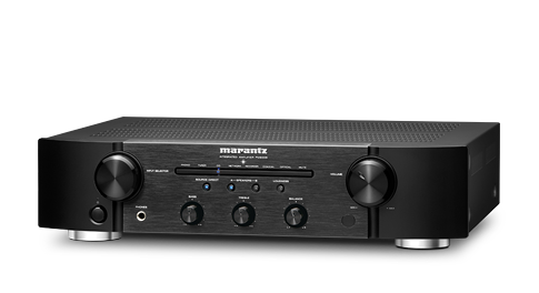 Marantz PM6005 Integrated Amplifier Reg: $899      Sale: $869 Based on our award winning PM6005 integrated amplifier, the PM6005 adds digital audio decoding, via the reference class CS4398 24 bit/192 kHz high current D/A converter, along with our exclusive HDAM (Hyper Dynamic Amplifier Module) technology, which uses precision discrete components instead of conventional op-amp integrated circuits.