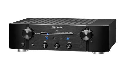 Marantz PM7005 Integrated Amplifier Reg: $1299       Sale: $1239  The versatile PM7005 features multiple analog and digital inputs, including optical and coaxial digital inputs along with a USB-B 2.0 for direct connection to computer high resolution digital audio sources. Featuring the reference-class CS4398 high resolution D/A converter, the PM7005 can decode high resolution digital audio files up to 24 bits and 192 kHz sampling. It's also compatible with DSD 2.8 MHz and 5.6 MHz high resolution files (the same system found on SACD), and the asynchronous USB-B port also features jitter removal for the most pristine sound quality.