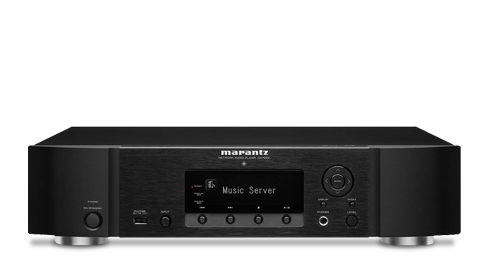 Marantz NA 6005 Reg: $899 Enjoy a thrilling high-resolution audio experience with the Marantz NA6005 network audio player, which features built-in Wi-Fi® and Bluetooth® wireless streaming via dual Wi-Fi/Bluetooth antennas, and built-in Spotify Connect®music streaming via your home network as well as AirPlay® and internet radio. Featuring advanced audiophile design and construction, the NA6005 delivers superlative high-resolution audio via the reference-class CS4398 high current D/A converter that's coupled with a dedicated jitter removal system, along with 2.8 and 5.6 MHz DSD file compatibility (the file format for high resolution SACD).