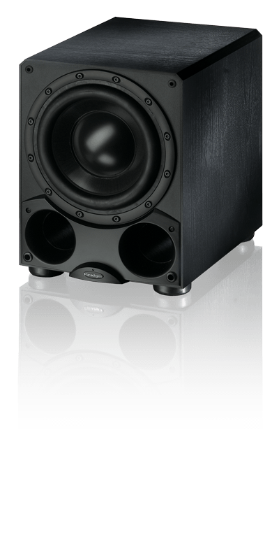 "Paradigm DSP 3100 Reg: $800   See in store for specials High-power DSP Series subwoofers are the result of Paradigm's multi-year R&D effort to achieve exceptional high performance while accommodating the growing desire for installation flexibility. Not everyone wants a high-performance subwoofer on full display, so models are front-firing and front-ported with removable grilles, making them ideal for ""hidden"" installations. For those who want it all … exceptional high performance (including the sonic benefits of digital signal processing!), a smaller footprint, flexible placement options and killer price points, DSP subwoofers fit the bill."