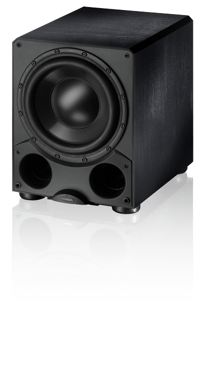 "Paradigm DSP 3200 Reg: $1000      See in store for specials High-power DSP Series subwoofers are the result of Paradigm's multi-year R&D effort to achieve exceptional high performance while accommodating the growing desire for installation flexibility. Not everyone wants a high-performance subwoofer on full display, so models are front-firing and front-ported with removable grilles, making them ideal for ""hidden"" installations. For those who want it all … exceptional high performance (including the sonic benefits of digital signal processing!), a smaller footprint, flexible placement options and killer price points, DSP subwoofers fit the bill."
