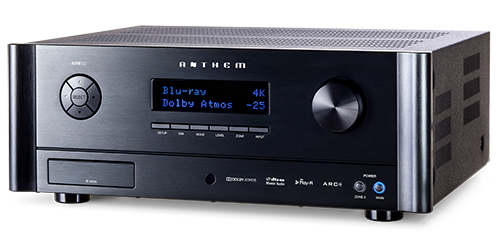 Anthem AVM 60 Few A/V Preamplifier-Processors offer the innovation and performance found in the all new AVM 60. Features include Dolby Atmos immersive audio decoding, future upgrade for DTS:X, support for UHD Blu-ray and 4K60 through HDMI 2.0a with HDR. HDCP 2.2 and 18.2 Gbps are also included allowing switching for compatibility with the latest video formats. Audiophile-friendly features include a toroidal power supply, premium differential-output D/A converters with 32-bit conversion and sampling rate optimized filters for hi-res sound. Premium A/D converters with 106 dB signal to noise ratio ensure the highest- quality sound when using analog sources.