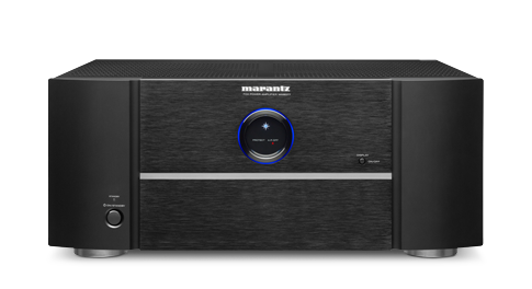 Marantz MM8077 Designed for the ultimate music and movie surround sound experience, the Marantz MM8077 7-channel power amplifier delivers power and detail, and is rated at 150 watts per channel into 8 ohms, and 180 watts per channel into 6 ohms.