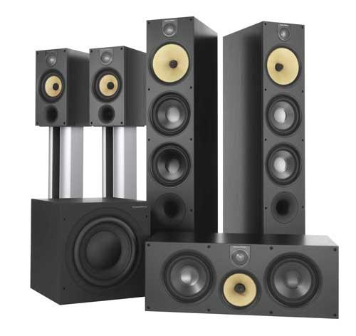 Bowers & Wilkins 600 Series System    See in store for our best price!