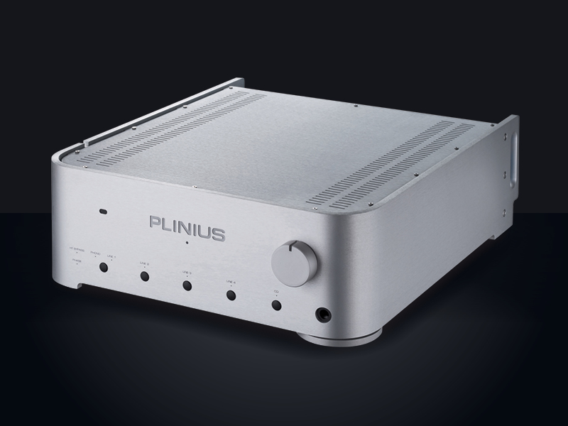 Plinius Tautoro Made in New Zealand! $14750 - $16200 depending on options Designed to support Plinius' top end power amplifiers, the Tautoro Preamplifier has a comprehensive array of inputs and outputs. Aesthetically it aligns with the Koru phono stage and Mauri source components as these units are likely to be situated in a visual stack, but its electronics design complements the traditional top end power amplifiers. There are balanced XLR and unbalanced RCA connection to the 5 line inputs, home theatre bypass loop and dual outputs for bi-amping or multi room installations. There is also an opportunity for an optional phono input to be added in place of one line input.