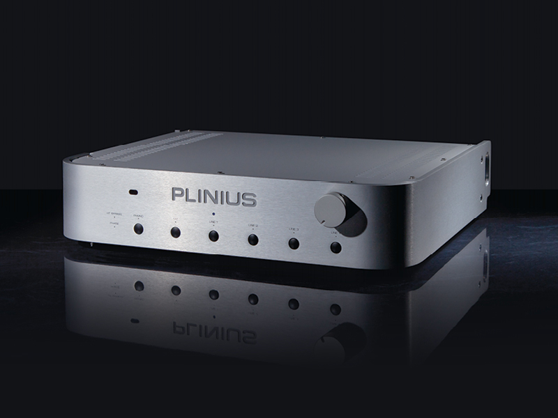 Plinius Kaitaki See in store for pricing! While the Kaitaki preamplifier mates aesthetically and musically with the Plinius P10 power amplifier this exciting preamplifier is the perfect partner for the Plinius SA103 power amplifier used either as a stereo amplifier or in a monoblock configuration. Visible controls on the Kaitaki are the rotary volume knob and source selection buttons with all other functions driven from the distinctive Plinius remote control. LED indicators on the front panel display demonstrate the source selected and status of the mute, phase and HT bypass functions.