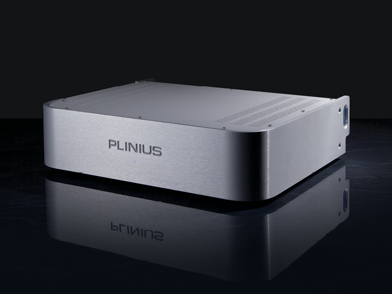 Plinius P10 Reg: $6650   Sale: See in store The P10 has a level of sophistication rarely found in such a cost effective product. This amplifier has separate input and driver stage power supply regulation and it is an amplifier capable of true high-end performance. The large toroidal transformer will allow the P10 to deliver power levels in excess of 200 watts per channel into 8 Ohms. Difficult speaker loads are driven with ease to the most satisfying levels, while maintaining control and finesse.