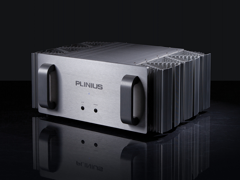Plinius SB-301 Reg: $13175   See in store! For the technically minded the SB-301 is a Class AB two channel amplifier that delivers over 300 watts per channel at 8 ohms. For the not so technically minded that means it's a really good stable amplifier unit when the speakers demand a lot of power to drive bass without distortion or treble with detail and finesse and it will cope with inefficient speakers. The standing temperature is lower than that encountered in Class A series designs because it's a Class AB design.